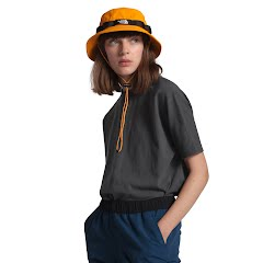 The North Face Women's Short Sleeve Woodside Hemp Top Image