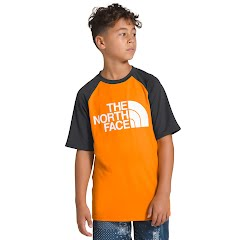 The North Face Youth Boy's Short Sleeve Class V Water Tee Image