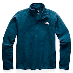 The North Face Men's Textured Cap Rock 1/4 Zip Fleece Image