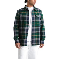 The North Face Men's Arroyo Flannel Long Sleeve Shirt Image