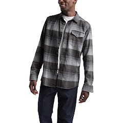 The North Face Men's Long-Sleeve Stayside Chamois Shirt Image