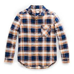 The North Face Women's Long Sleeve Boyfriend Shirt Image
