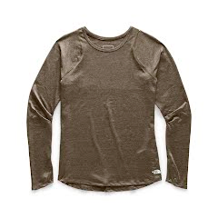 The North Face Women's Essential Long Sleeve Tee Image