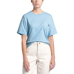 The North Face Women's Short Sleeve Relaxed Pocket Tee Image