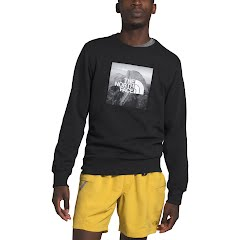 The North Face Men's Patch Ideals Crew Image