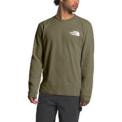 The North Face Men's Long Sleeve TNF Hit Tee Image