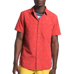 The North Face Men's Short Sleeve Baytrail Jacq Shirt Image