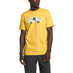 The North Face Men's Short Sleeve Outdoor Free Tee Image