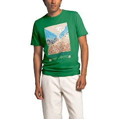 The North Face Men's Short Sleeve Berkeley Tee Image
