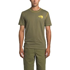 The North Face Men's Short Sleeve Dome Climb Tee Image