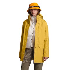 The North Face Women's Woodmont Rain Jacket Image