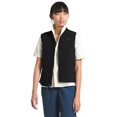 The North Face Women's Mountain Sweatshirt Vest 3.0 Image