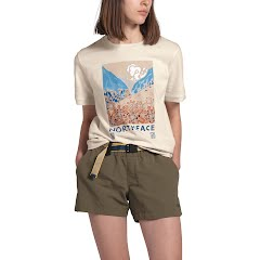 The North Face Women's Short Sleeve Berkeley Tee Image
