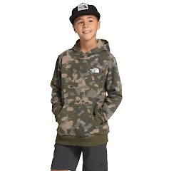 The North Face Youth Logowear Pullover Hoodie Image