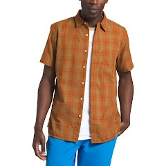The North Face Men's Short Sleeve Hammetts Shirt II Image