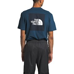 The North Face Men's Short Sleeve Red Box Tee Image
