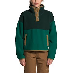 The North Face Women's Cragmont Fleece 1/4 Snap Image