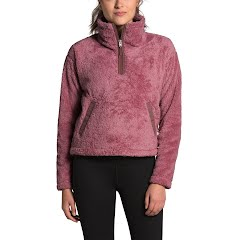 The North Face Women's Furry Fleece Pullover Image
