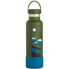 Hydro Flask National Park Foundation Limited Edition 21 oz Standard Mouth Water Bottle Image