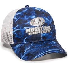 Outdoor Cap Mossy Oak Fishing Cap Image