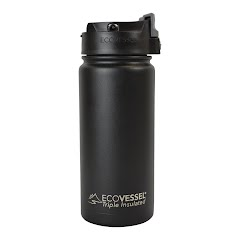 Eco Vessel The Perk Insulated Coffee and Tea Travel Mug (16 oz) Image