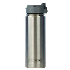 Eco Vessel The Perk Insulated Coffee and Tea Travel Mug (20 oz) Image