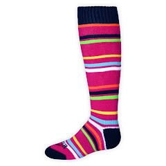 Hot Chillys Youth Hype Mid Volume Sock Image