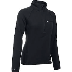 Under Armour Mountain Women's 1/2 Zip Wintersweet  Sweaterfleece Image