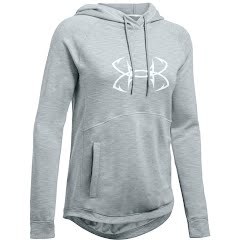 Under Armour Women's Ocean Shoreline Terry Hoodie Image