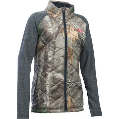 Under Armour Youth Girl`s Artemis Hybrid Hunting Jacket Image