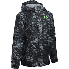 Under Armour Mountain Youth Boy`s UA Storm Powerline Insulated Jacket Image