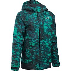 Under Armour Mountain Youth Boy's UA Storm Powerline Insulated Jacket Image