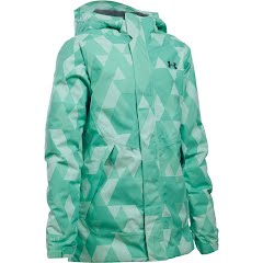 Under Armour Mountain Youth Girl`s ColdGear Infrared Powerline Jacket Image