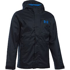Under Armour Mountain Youth Boy's UA ColdGear Infrared Wildwood 3-in-1 Jacket Image