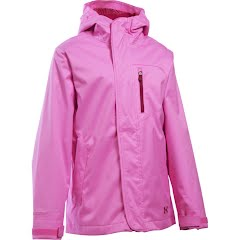 Under Armour Mountain Youth Girl's ColdGear Infrared Gemma 3-in-1 Jacket Image