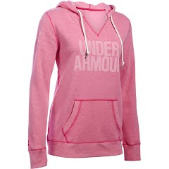 Under Armour Women`s Favorite Fleece Popover-Word Mark Image