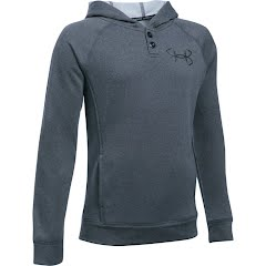 Under Armour Youth Boy`s UA Shoreline Terry Hoodie Image