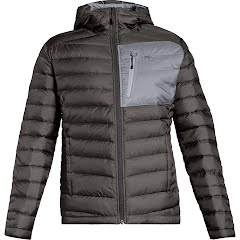 Under Armour Mountain Men's UA ISO Hooded Down Jacket Image