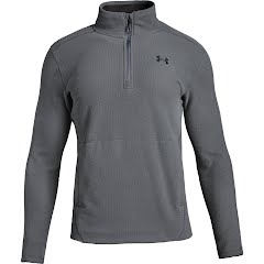 Under Armour Men's UA Zephyr Fleece Solid 1/4 Zip Image
