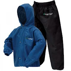 Frogg Toggs Youth Polly Wogg Rain Suit Image