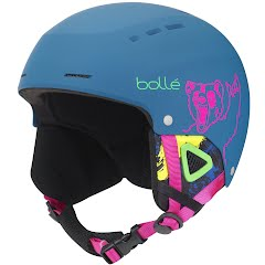 Bolle Youth Quiz Snowsports Helmet Image