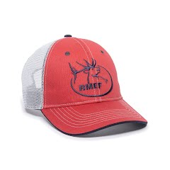 Outdoor Cap Rocky Mountain Elk Foundation Meshback Image