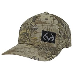 Outdoor Cap Men's Realtree Canvas Camo Cap Image