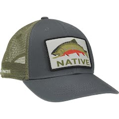 Rep Your Water Native Brookie Hat Image