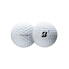 Bridgestone Tour B XS Golf Balls (15 Pack) Image