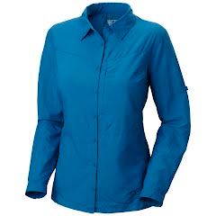 Mountain Hardwear Women's Canyon Long Sleeve Shirt Image