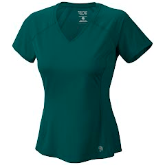 Mountain Hardwear Women's Tephra Trek Short Sleeve Image