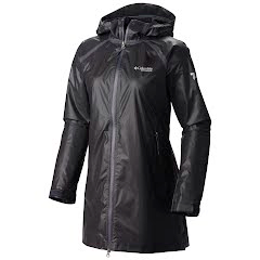 Columbia Women`s Titanium Series Outdry Ex Gold Trench Jacket Image