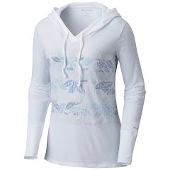 Columbia Women`s Sandy Stripes Hoodie Image