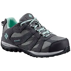 Columbia Youth Kid`s Redmond Waterproof Sneaker Image